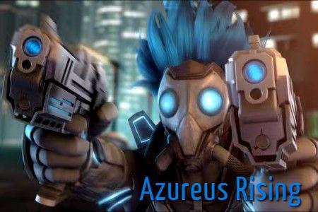 Azureus Rising (5 мин)