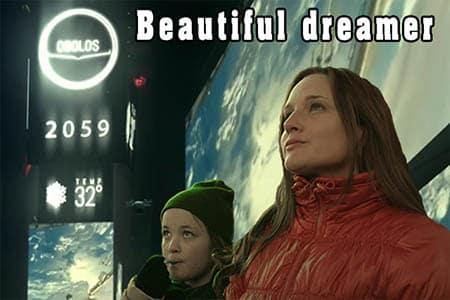 Прекрасный мечтатель / Beautiful dreamer (25 мин)