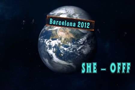 SHE — OFFF Barcelona 2012 (8 мин)
